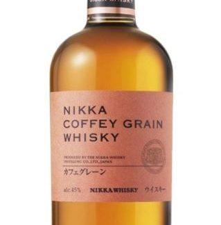 bouteille de Whisky japonais Nikka Coffey Grain